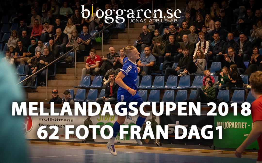 Sportfoto: Mellandagscupen i Trollhättan – Dag 1